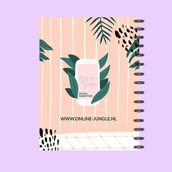 notitieboek online jungle olifantenpoeppapier pretty eco